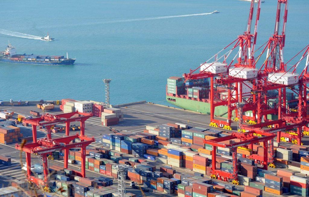 Cảng Hàn Quốc