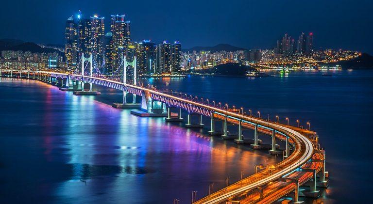 Cước vận tải biển Việt Nam - Hàn Quốc