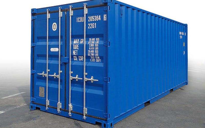 Container hàng khô