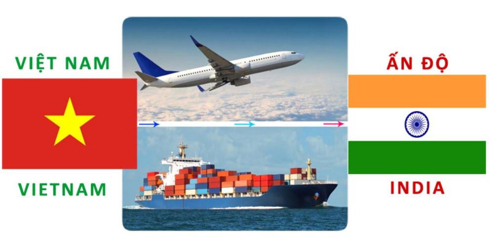 Vận chuyển hàng hóa đi Ấn Độ